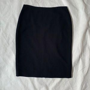Ellen Tracy size 10 new black pencil skirt